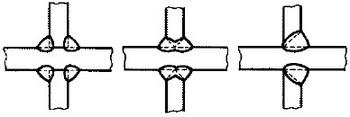 十字継手の参考図